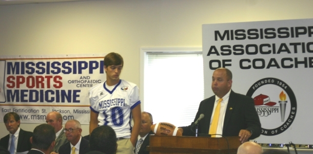 Wes Windham- QB Mississippi Allstars
