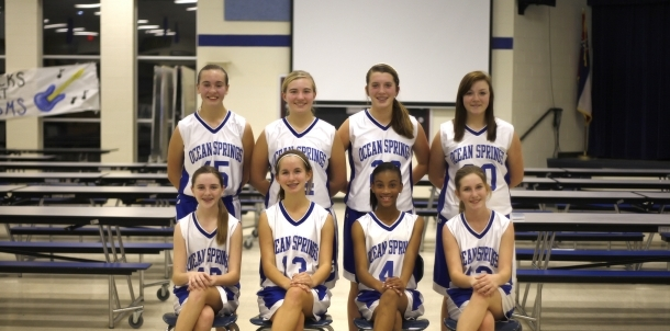 2012-13 8th Basketball Team