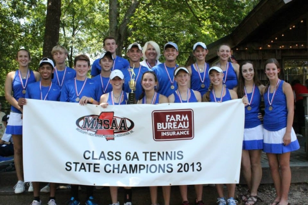 2013 State Tennis Champions