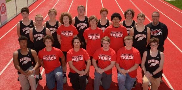 Varsity Boys Track 2017