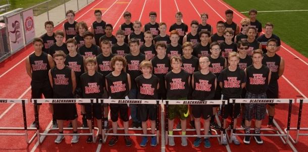 Junior High Boys Track 2017