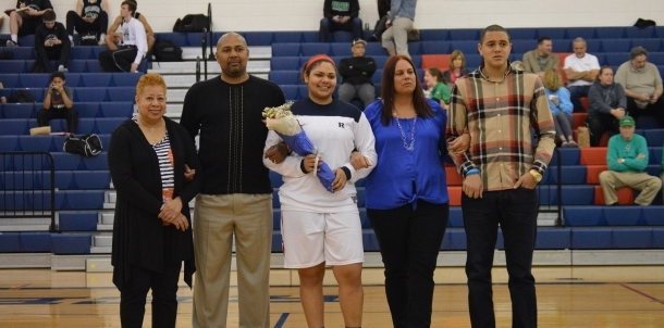 Porscha Senior Night