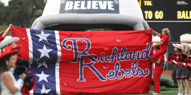 Richland Rebels 2014