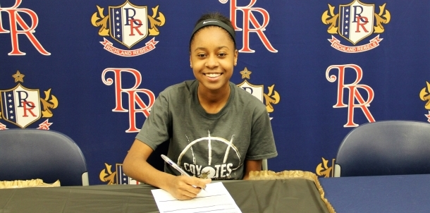 Destiney Signing day 1