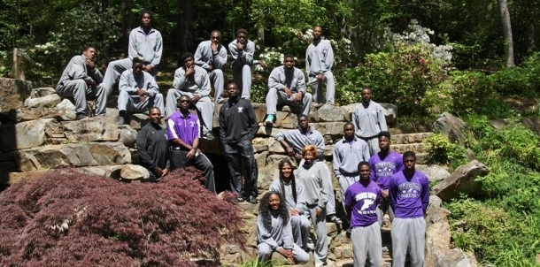 2013-2014 Men's and Women's Track Team