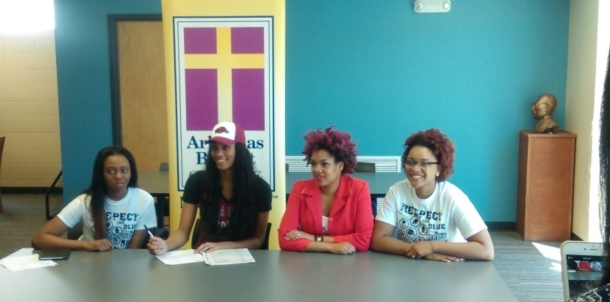 Four Lady Bluffs Make it Official!