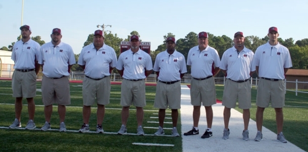 Hope Bobcat Football Coaches