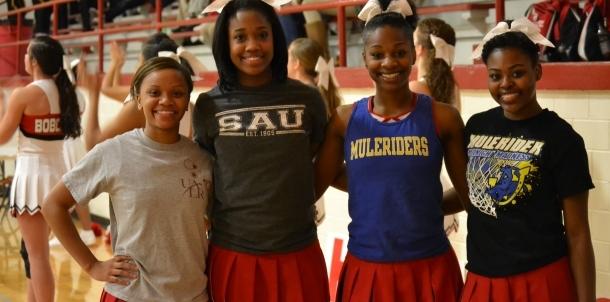 SR Cheerleaders