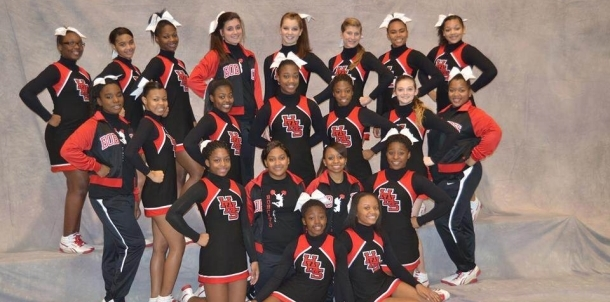 State Cheer Competition 2013