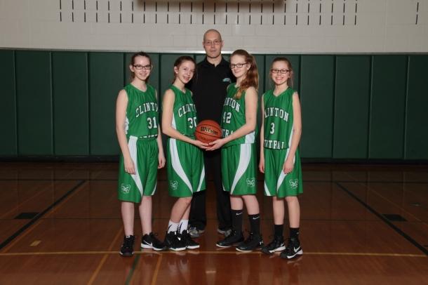 2015-2016 7th Grade Girls Basketball