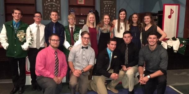 2016 Fall All-HHC Selections