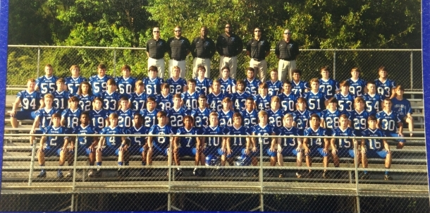 2015 Pearl River Central Football