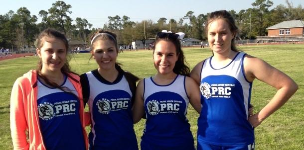 PRC Girls Track