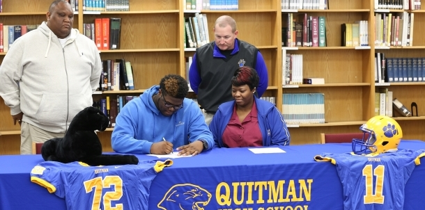 Marquel Spears Signs With Arkansas Baptist
