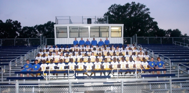2012 Quitman Panther Football Team