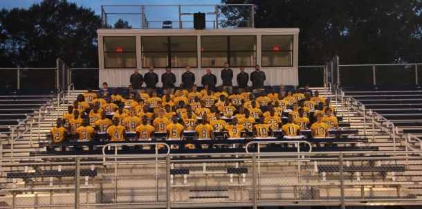 2013 Panther Football Team