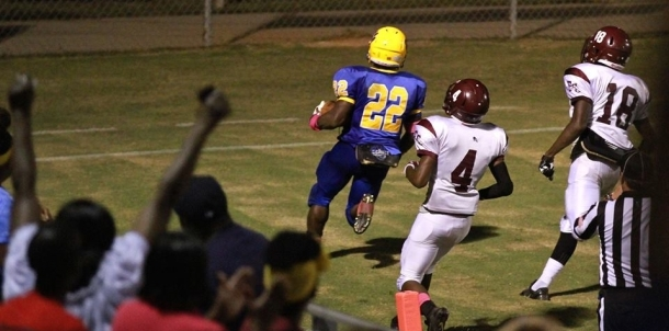 Panthers Beat Forrest County