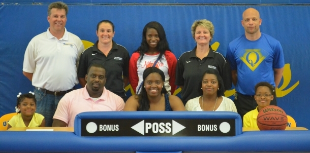 A'Keyia McDyess Signs With Southwest Community College