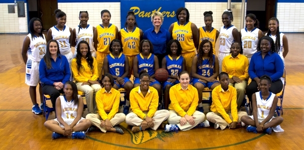 Lady Panthers vs. Pontotoc Saturday, March 7th