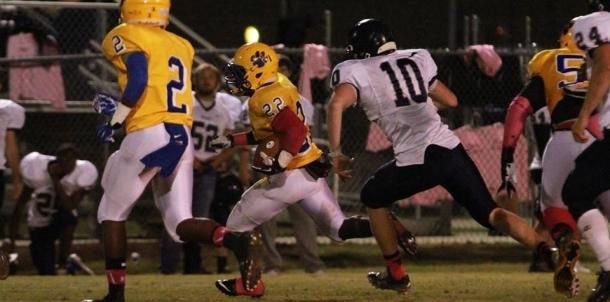 Panthers vs. Greene County