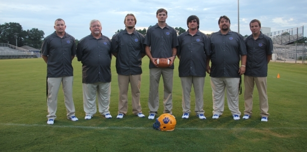 2013 Panther Football Coaching Staff