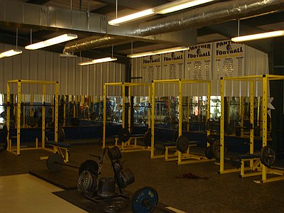 QHS Weight Room