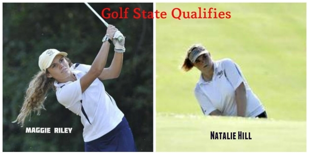 Golf State Qualifies