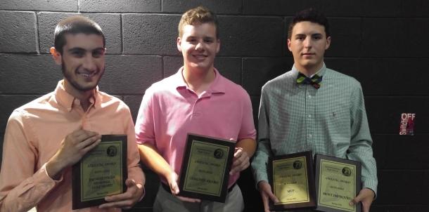 Golf Award Winners