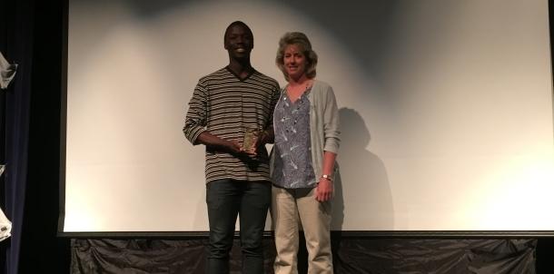 Carl Spragins Award