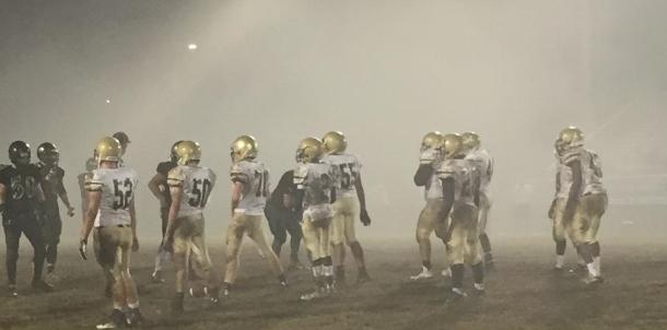 SSS JV vs. South Johnston JV in the fog