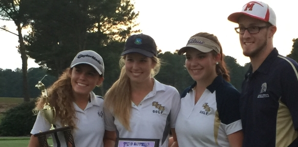 3A Two Rivers Golf Conference Champions