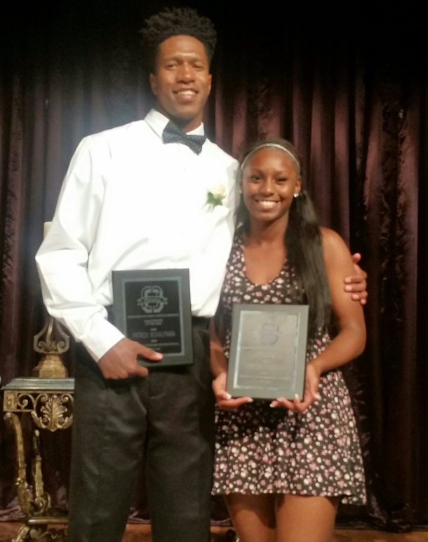 OKCPS ATHLETES OF THE YEAR!