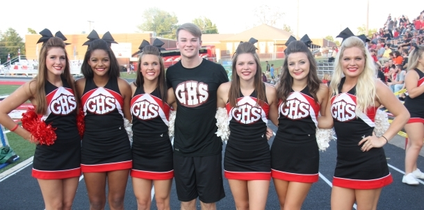 Grove Cheerleaders