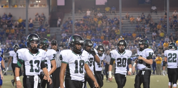 Homecoming Friday Night vs the Panthers