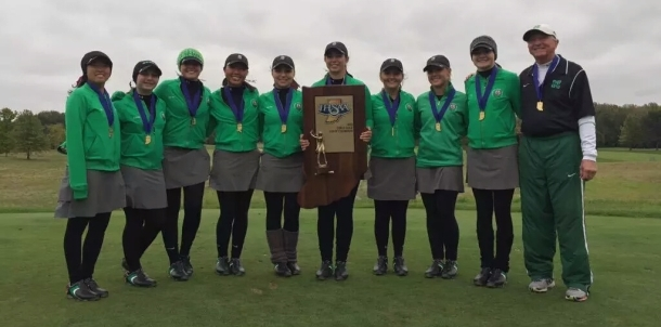 Back to Back State Champs