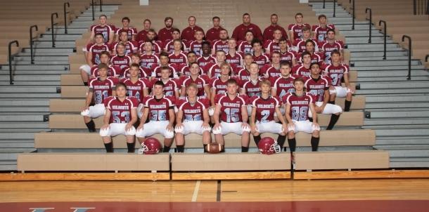 Varsity/JV Football