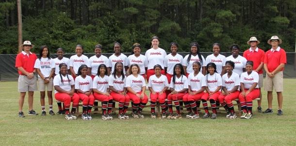 2015 Lady Tornado Slowpitch Team
