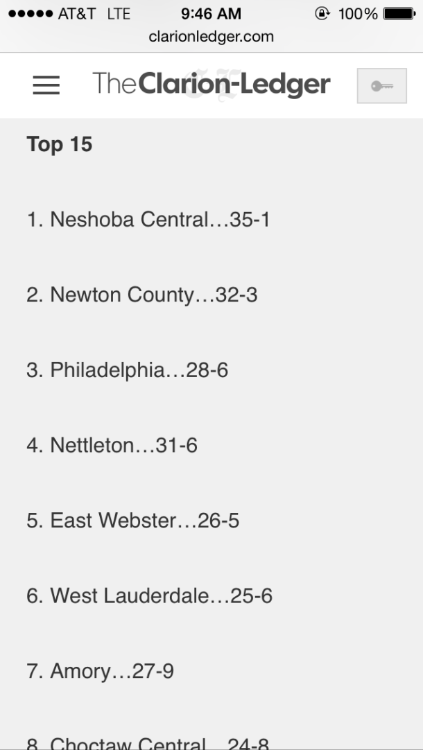 Lady Tornadoes finish #3 in overall  2014 Clarion-Ledger Slowpitch Rankings!