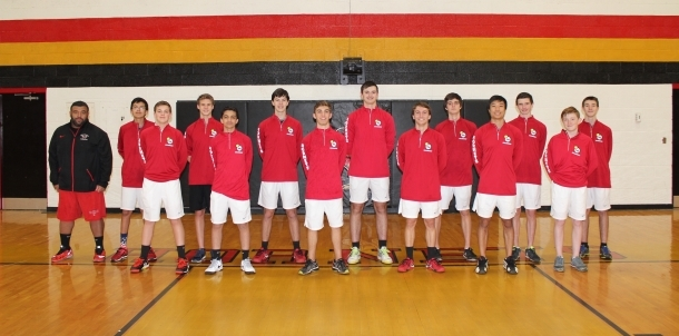 2016 Men's Tennis Team