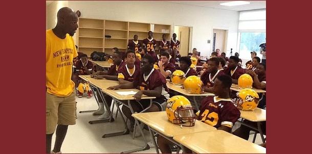 New Hampstead High School (Savannah, GA) Athletics-Boys Football