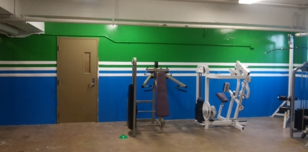 New Gym Design!