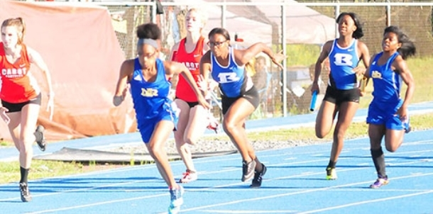 Bryant finishes second to Conway in girls conference meet