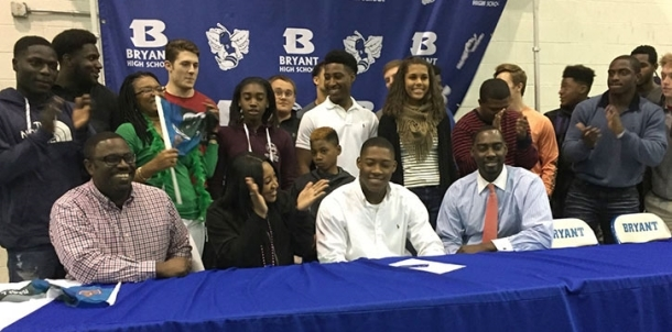 Bryant's Moody set to ride the Green Wave at Tulane