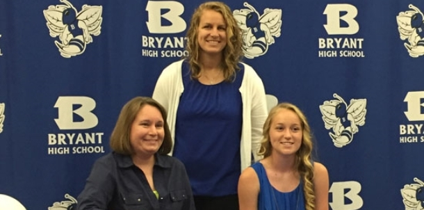 Brown settles on volleyball, SAU