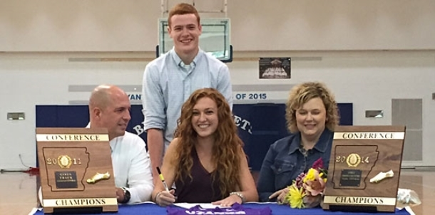 'Competitive' Bell commits to University of the Ozarks