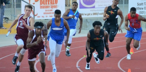 Firsts from Terry, relay team top Hornets' performance at Cabot