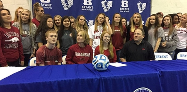 Bryant's Minnesota surprise, Campbell will be a Razorback