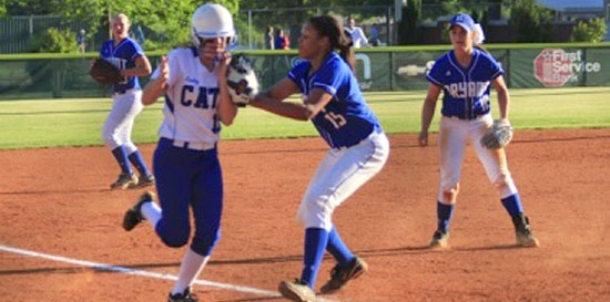 Lady Hornets edge Conway, clinch at least a share of league crown