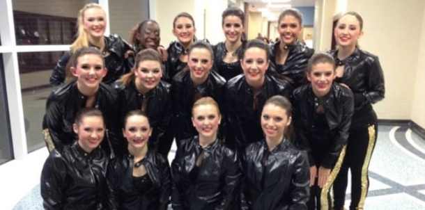 BHS varsity dance team earns first runner-up at State