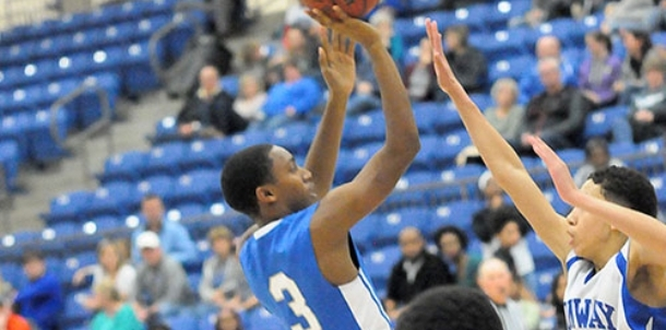 Slow start leaves freshman Hornets short at Conway White